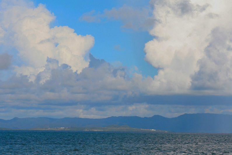sea & clouds