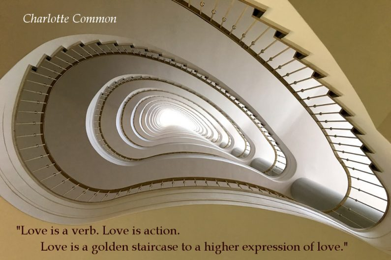 Love is action small