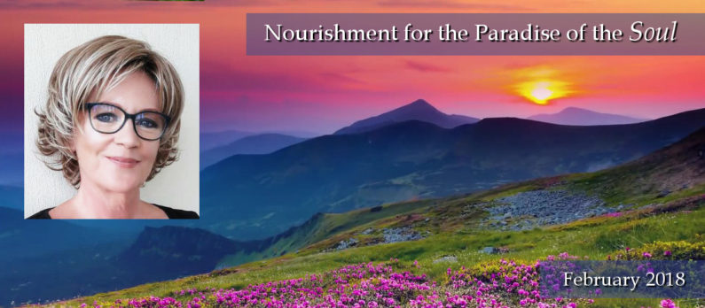 Paradise of the soul - header Feb 2018w
